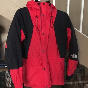 The North Face Alpine Gortex Shell w/ Fleece Liner